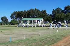 A photo of our clubhouse some years ago
